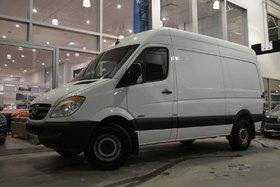 Mercedes-Benz Sprinter cargo vans SPRINTER 2012