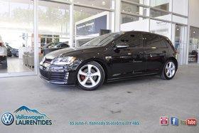 Volkswagen Golf GTI AUTOBAHN*DSG*TOIT*MAGS*0.9% 2015