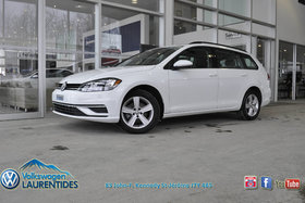 Volkswagen Golf wagon TRENDLINE*4MOTION*MANUELLE 2018