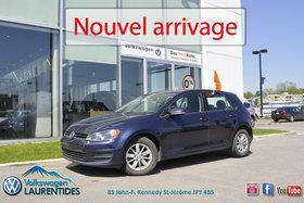 Volkswagen Golf TRENDLINE*BLUETOOTH*A/C*MAGS* 2015