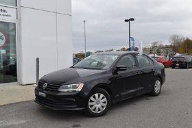 Volkswagen Jetta RÉSERVÉ/RESERVED 2015