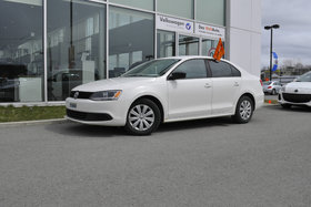 2012 Volkswagen Jetta TRENDLINE+*AUTO*GR ELEC*A/C*