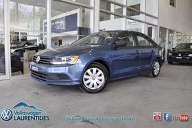 Volkswagen Jetta TRENDLINE*CRUISE*CAMERA*0.9% 2015
