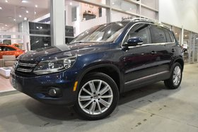 Volkswagen Tiguan HIGHLINE 2016