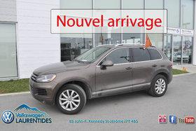 2014 Volkswagen Touareg COMFORTLINE*TDI*GPS*TOIT*
