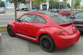 Volkswagen Beetle 1.8L TSI Comfortline coupé 2 portes BM 2014