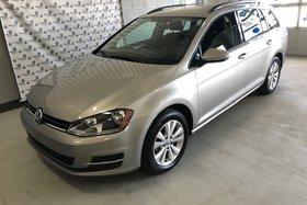 Volkswagen Golf Sportwagen Trendline Manuelle ( 58$/Sem 2016