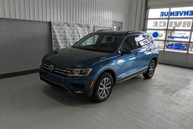 Volkswagen Tiguan Comfortline 4MOTION *Disponibilité limit 2018