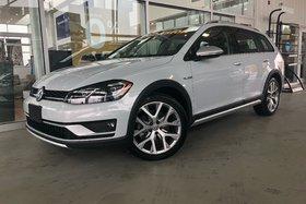 Volkswagen GOLF ALLTRACK Groupe technologie 2018