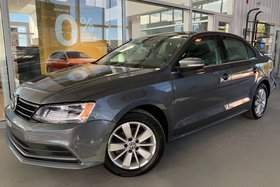 Volkswagen Jetta Sedan Trendline+ groupe sport 2015