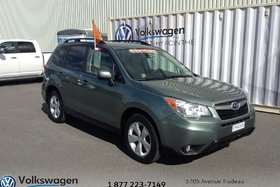 Subaru Forester 2.5 TOURING+TRACTION INTÉGRAL+SIÈGES CHAUFFANTS 2014