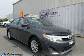 2013 Toyota Camry LE+A/C+CRUISE+BLUETOOTH+CAMERA RECUL