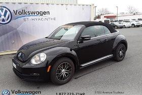 Volkswagen Beetle Convertible **COMFORTLINE**DÉCAPOTABLE+SMILICUIR+BLUETOOTH 2013