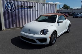 Volkswagen Beetle Convertible CLASSIC+BLUETOOTH+DÉCAPOTABLE+CAM RECUL+MAGS 2017