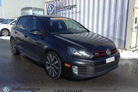 Volkswagen Golf GTI GTI+ENS TECHNOLOGIE+ROUES 18PO SERRON+NAVIGATION 2012