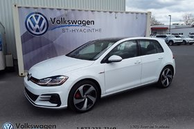 2019 Volkswagen Golf GTI AUTOBAHN+DSG+CUIR+NAVIGATION+TOIT
