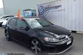 2016 Volkswagen Golf R GOLF R+MANUELLE+CUIR+292 HP+4MOTION