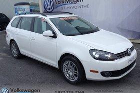 2013 Volkswagen Golf wagon **TDI**COMFORTLINE+TOIT PANO+ANTIBROUILLARD