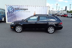 2013 Volkswagen Golf wagon **TDI**HIGHLINE+BLUETOOTH+TOIT PANO+CUIR+FOGS