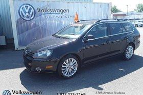 2014 Volkswagen Golf wagon **TDI**WOLFSBURG+BLUETOOTH+GPS+TOIT