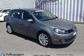 Volkswagen Golf **TDI**HIGHLINE+CUIR+TOIT OUVRANT 2012