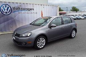 Volkswagen Golf **TDI**COMFORTLINE+FOG LIGHT+SIÈGES CHAUFFANTS 2013