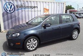 2013 Volkswagen Golf **TDI**+COMFORTLINE+BLUETOOTH+