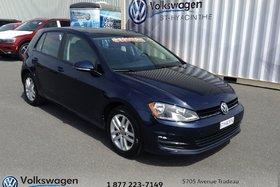 Volkswagen Golf **TDI**COMFORTLINE**CUIR**TOIT**SEULEMENT 39020 KM 2015