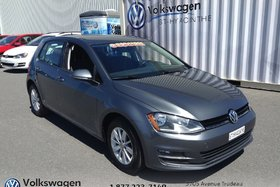 2015 Volkswagen Golf **TDI**TRENDLINE+CAMERA RECUL+BLUETOOTH