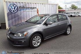 Volkswagen Golf **TDI**COMFORTLINE+CAMERA RECUL+BLUETOOTH+ 2015
