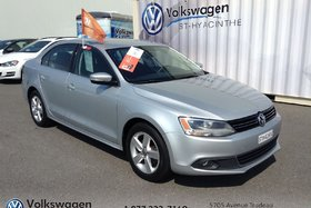 2013 Volkswagen Jetta Sedan COMFORTLINE**TDI**+SIÈGES CHAUFFANTS