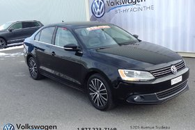 Volkswagen Jetta Sedan **TDI**HIGHLINE+CUIR+TOIT+BLUETOOTH 2013
