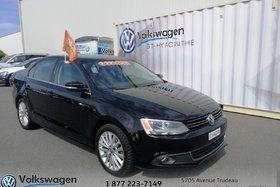 Volkswagen Jetta Sedan **TDI**COMFORTLINE+TOIT OUVRANT+BLUETOOTH 2014