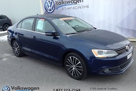 2014 Volkswagen Jetta Sedan **TDI**HIGHLINE+CUIR+TOIT+BLUETOOTH