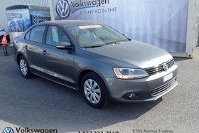 Volkswagen Jetta Sedan **TDI**TRENDLINE +BLUETOOTH+SIÈGES CHAUFFANTS+0 % 2014
