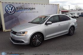 Volkswagen Jetta Sedan **TDI**HIGHLINE+CUIR+TOIT+BLUETOOTH+CAMERA RECUL 2014