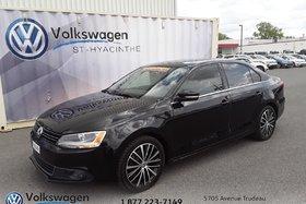 Volkswagen Jetta Sedan **TDI**+HIGHLINE+NAVIGATION+FENDER+CAMERA RECUL 2014