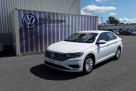 2019 Volkswagen Jetta COMFORTLINE+CAM RECUL+AUTO+APP-CONNECT+BLUETOOTH