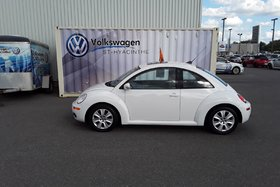2010 Volkswagen New Beetle coupe Comfortline+TOIT+CUIR+SIÈGES CHAUFFANTS