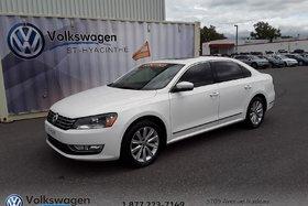 Volkswagen Passat **TDI**HIGHLINE+NAVIGATION+CUIR+FENDER 2014