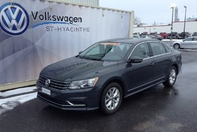 2017 Volkswagen Passat TRENDLINE+BLUETOOTH+CAMERA DE RECUL+APP CONNECT