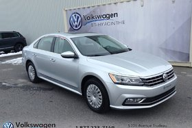 2017 Volkswagen Passat HIGHLINE+CUIR+TOIT+BLUETOOTH+APP CONNECT
