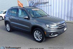 Volkswagen Tiguan COMFORTLINE+TOIT PANO+BLUETOOTH+SIÈGES CHAUFFANTS 2012