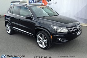 Volkswagen Tiguan HIGHLINE **R-LINE**TOIT PANORAMIQUE+CUIR+MAGS 18 P 2014