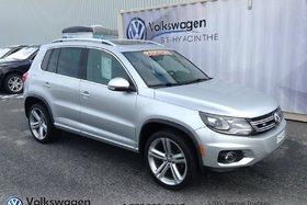 Volkswagen Tiguan HIGHLINE R-LINE+TOIT PANO+BLUETOOTH+CUIR 2014