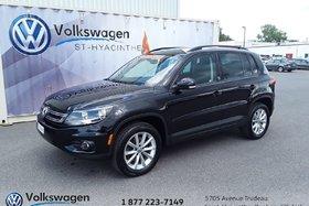 2017 Volkswagen Tiguan Wolfsburg Edition+BLUETOOTH+4MOTION+CAM RECUL