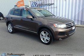 Volkswagen Touareg **TDI**+COMFORTLINE+SPORT PACKAGE+TOIT PANO 2013