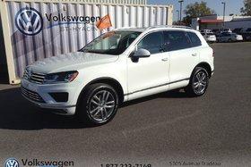 Volkswagen Touareg **TDI**HIGHLINE+DISQUE DUR 60GB, TOIT+CUIR+NAV 2015