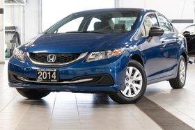 2014 Honda Civic Sedan DX 5MT