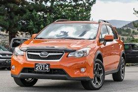 2014 Subaru XV Crosstrek Limited Pkg 5sp